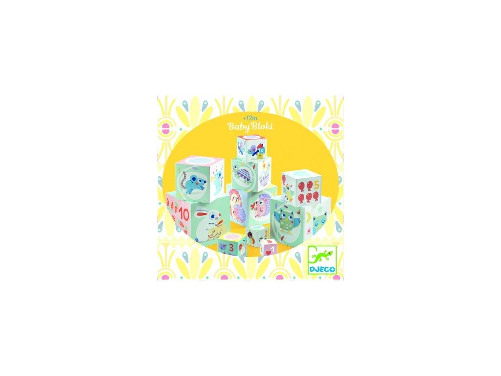 Djeco | Krabičková věž Něžná