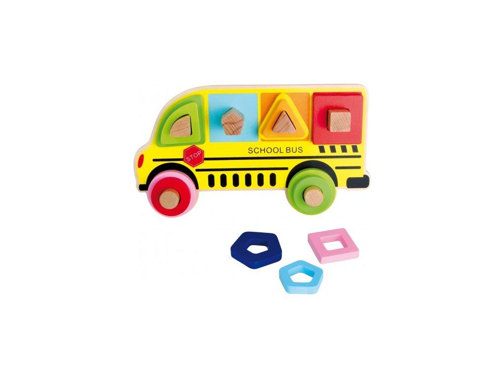 Legler | Třídící hra Školní autobus