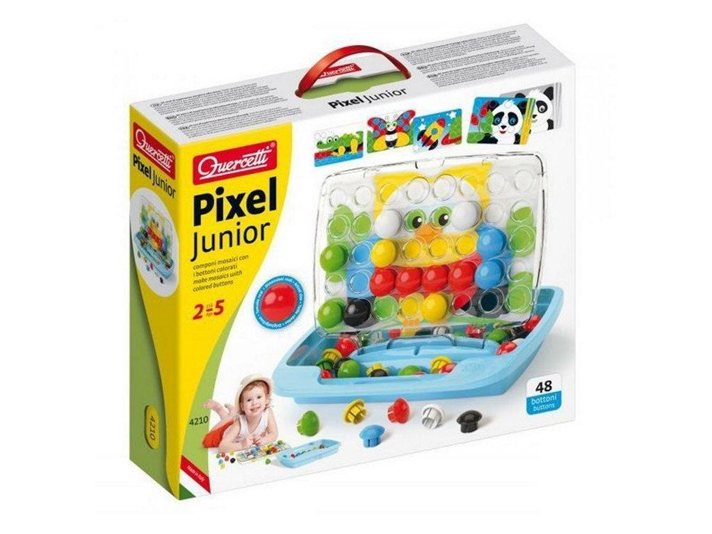 4210 quercetti pixel junior krabice