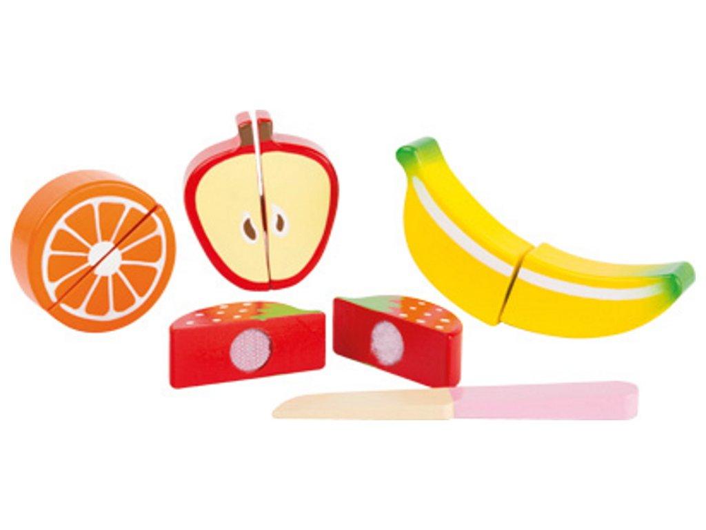 Legler   Dřevěné potraviny Malé krájení ovoce