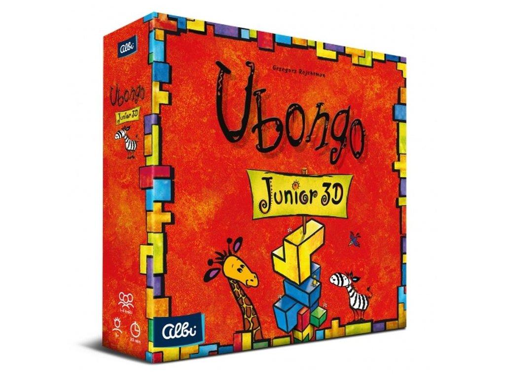 ubongo junior 3d