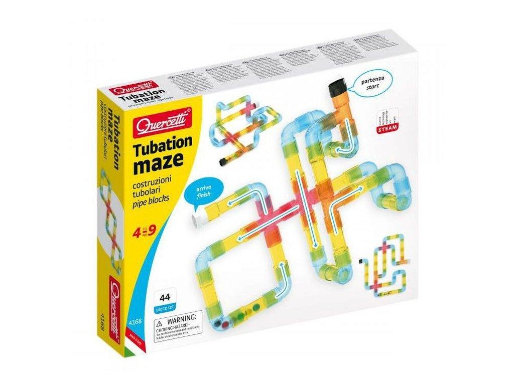 4168 quercetti tubation maze