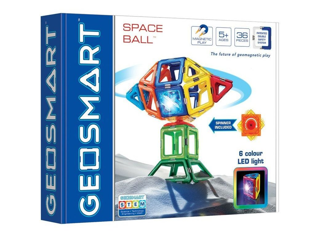 GeoSmart | Space Ball (36 ks)