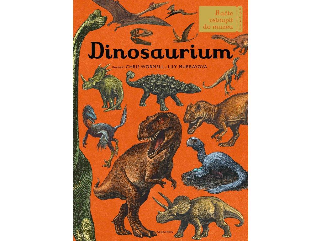 Dinosaurium 9788000050782