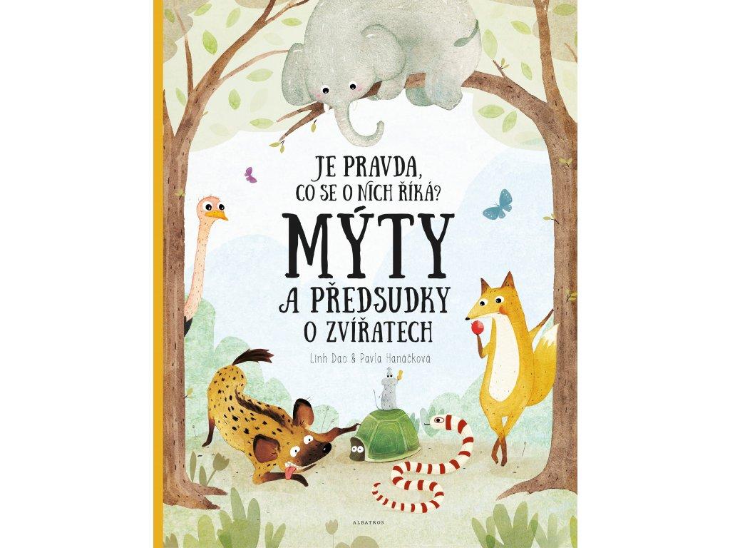 Pavla Hanáčková   Mýty a předsudky o zvířatech