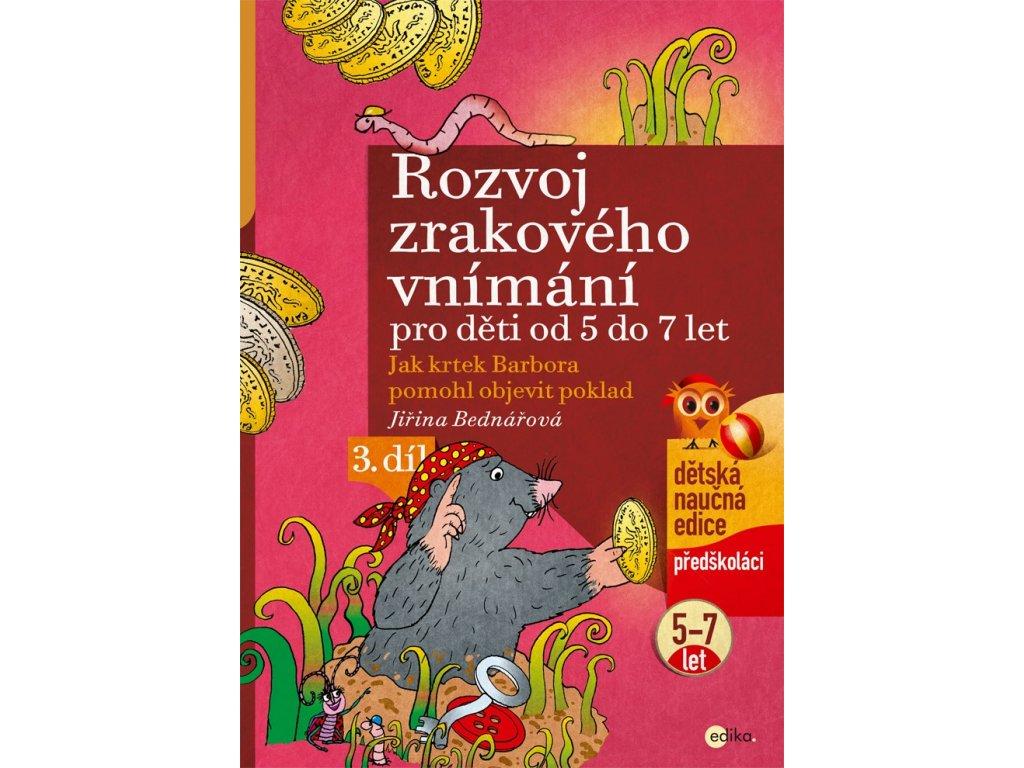 Jiřina Bednářová | Rozvoj zrakového vnímání, 3. díl