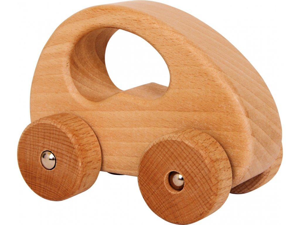 Legler   Dřevěné přírodní auto Fernando