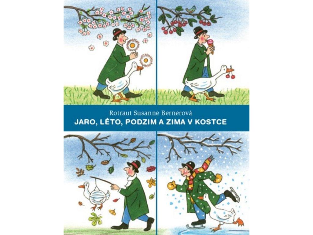 R. S. Bernerová   Jaro, Léto, Podzim a Zima v kostce