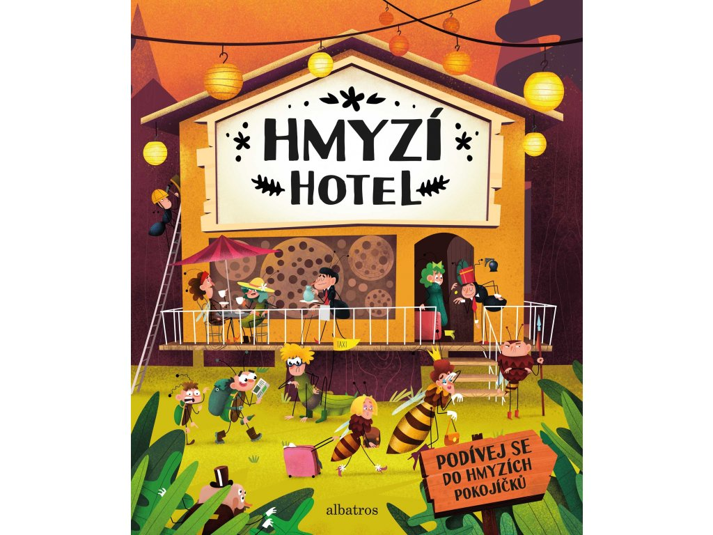 kolektiv   Hmyzí hotel
