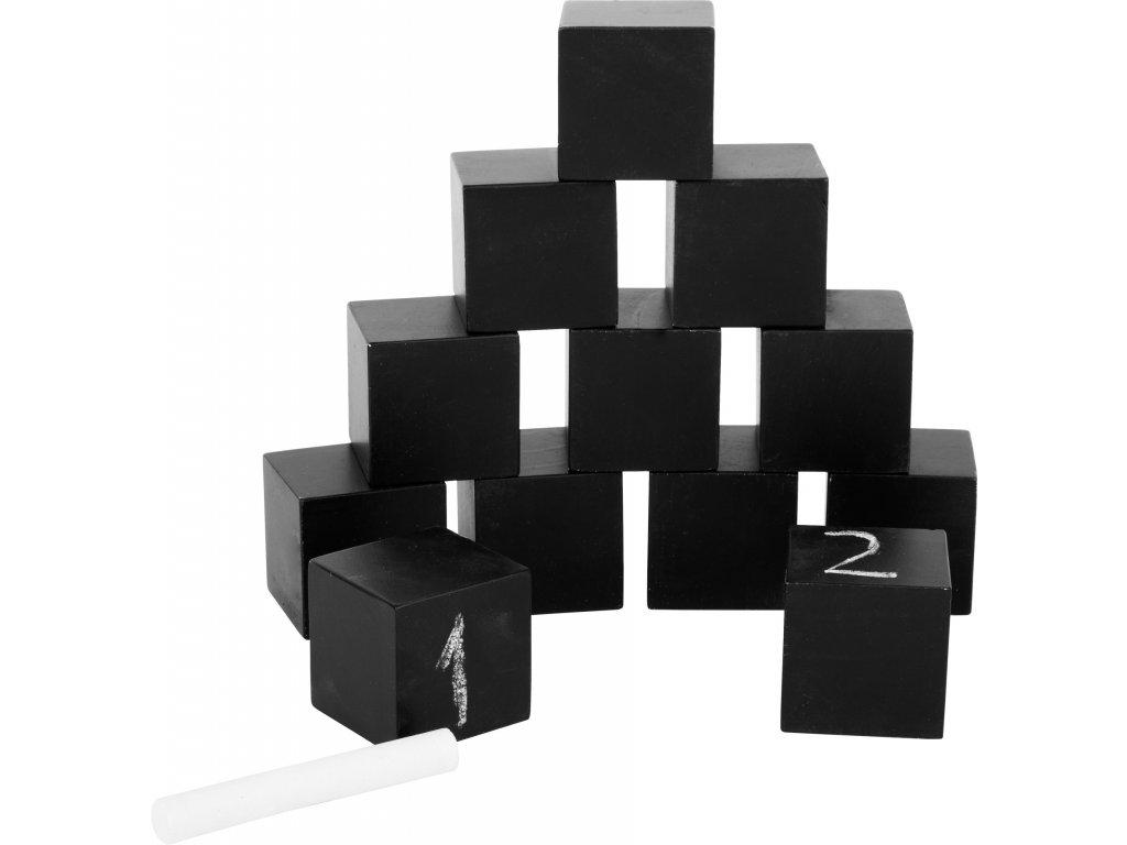 Legler | Černé kostky Tabule