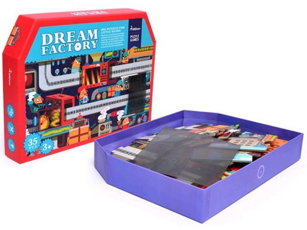 3023 puzzle tovarna na sny 1