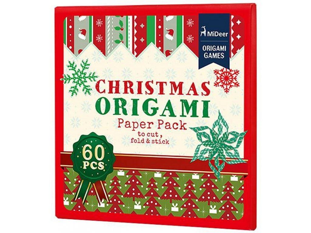 4010 origami vanoce