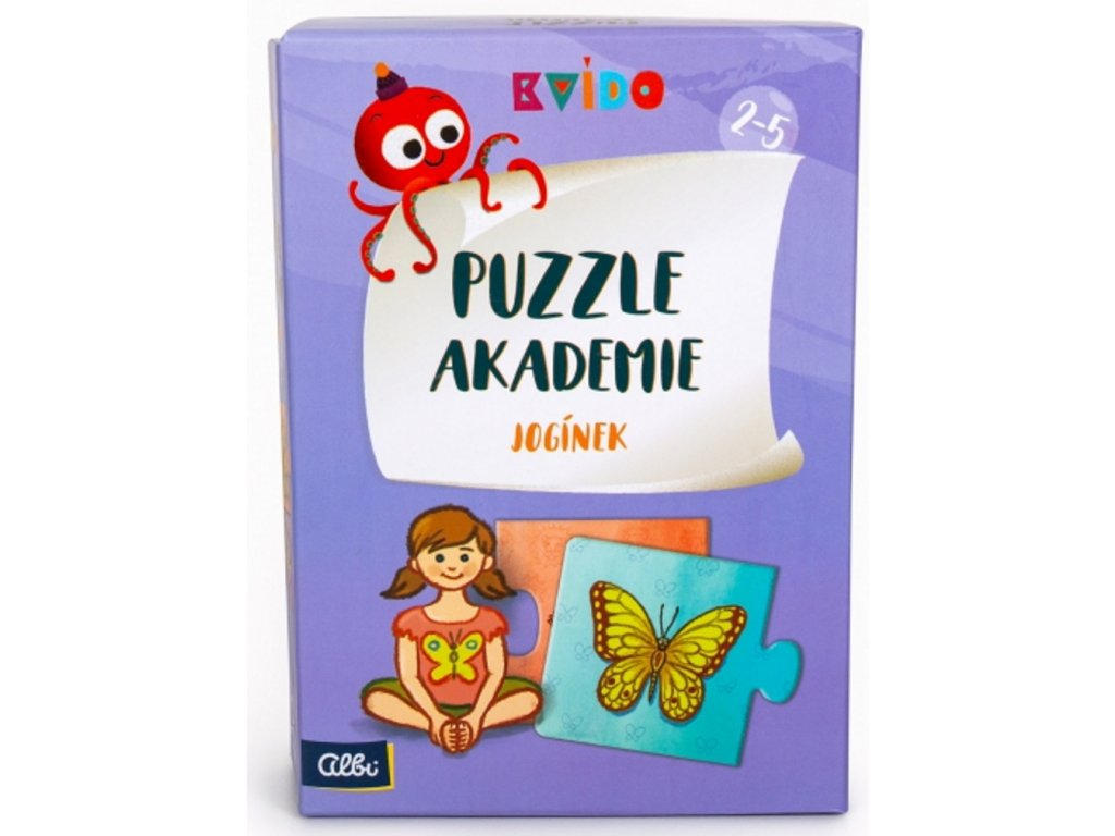 albi puzzle akademie joga 1