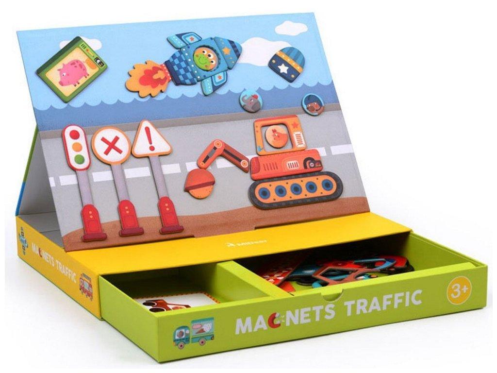 MD1040 magneticka tabulka doprava auta 1