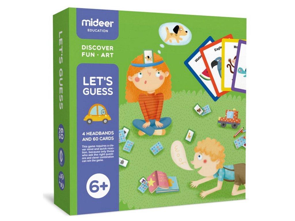 MD1048 hra kdo jsem pro deti