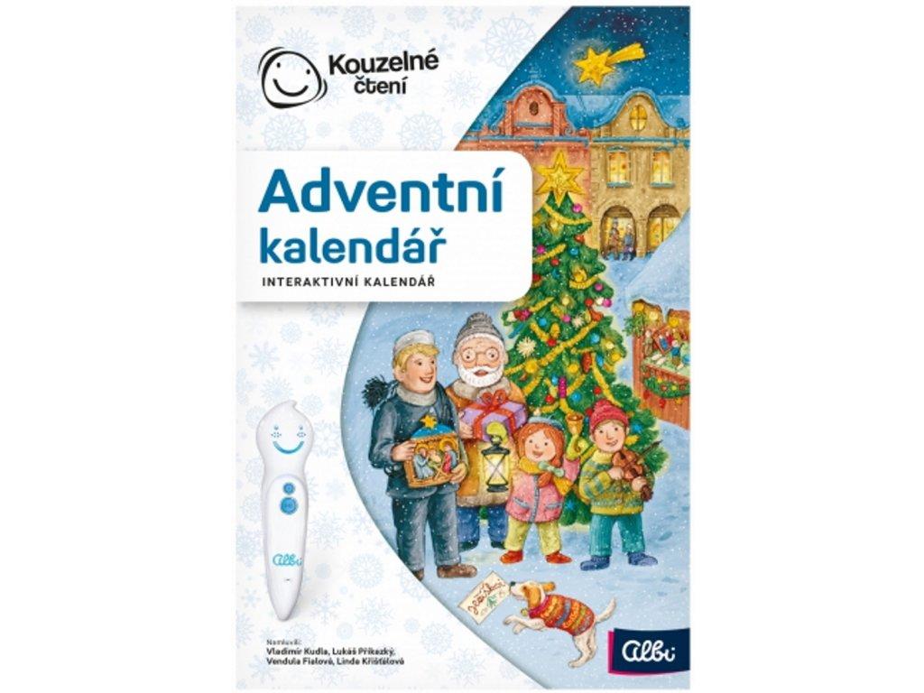 albi kouzelne cteni adventni kalendar