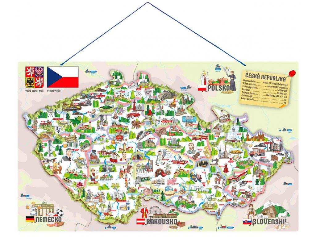 91230 woody mapa ceska republika