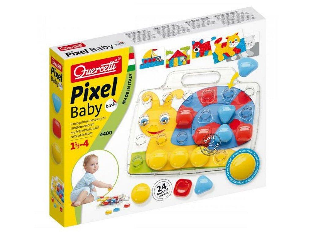 4400 quercetti pixel baby basic