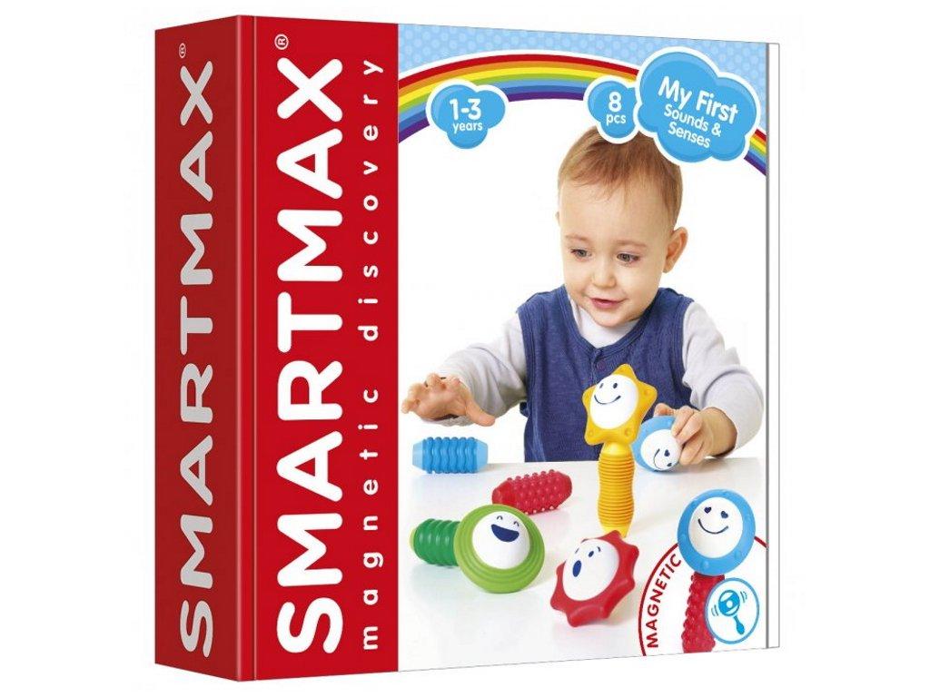SMX224 smartmax rozvijime smysly
