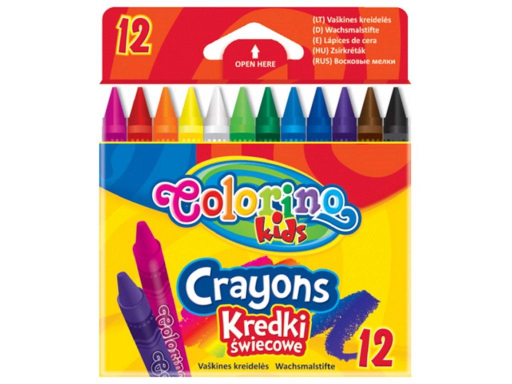 R13314PTR colorino voskovky 12 barev