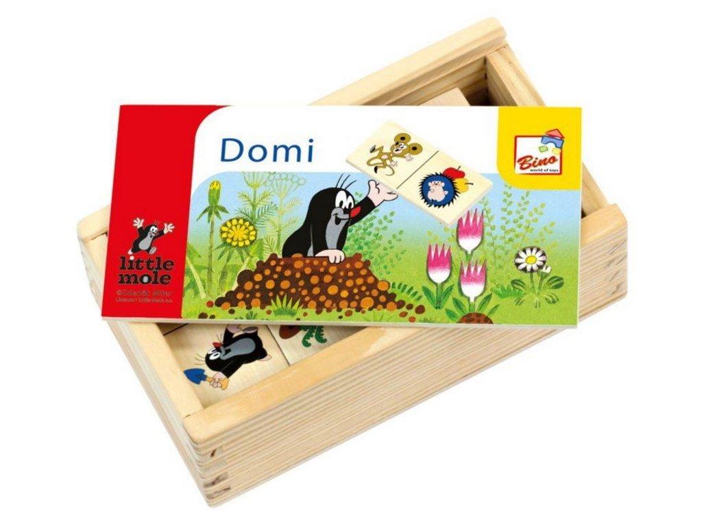 13804 bino krtek prikladacka domino