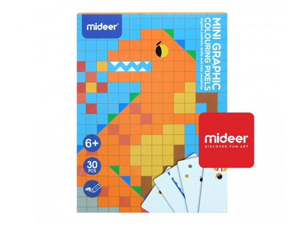 MD2063 mideer minihry mozaika