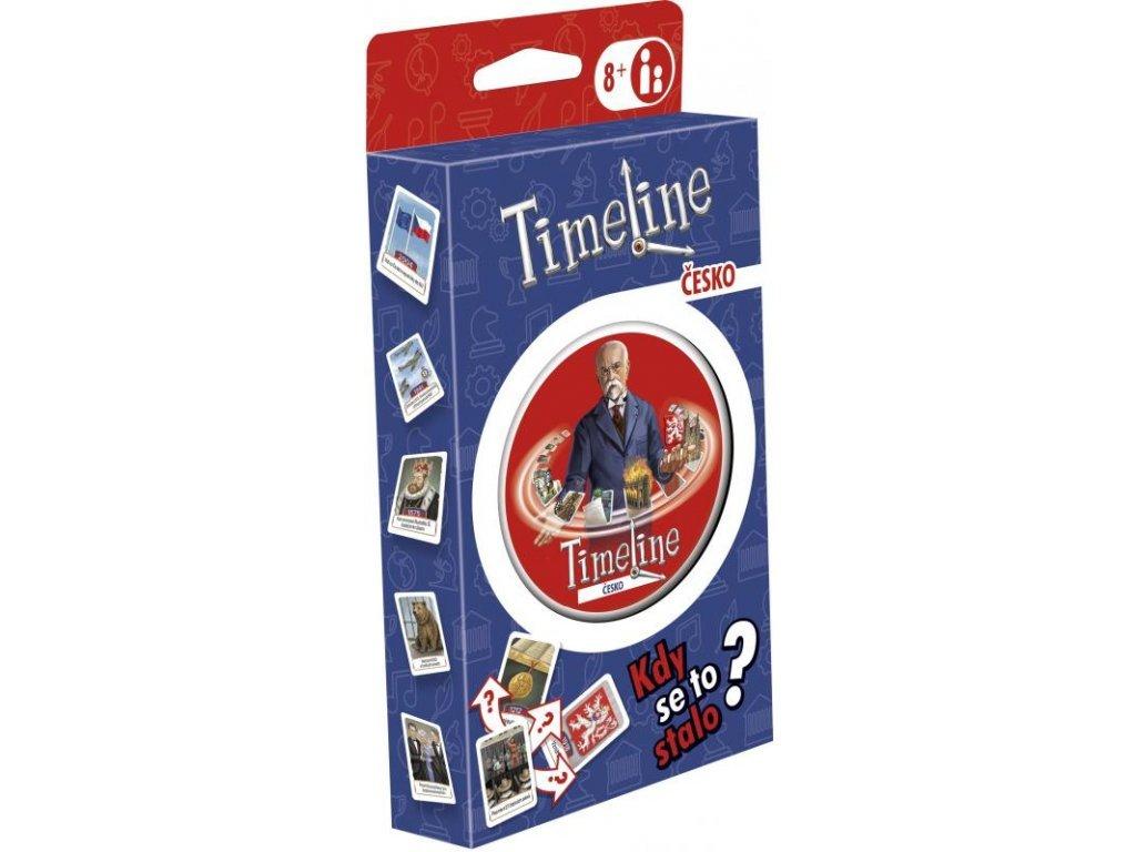 TIME04CZSK blackfire timeline cesko