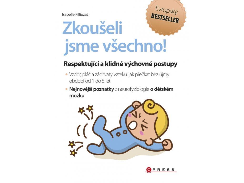 9788026406372 zkouseli jsme vsechno kniha o vychove
