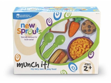Learning resources | SCHROUPEJ TO! - Munch it!