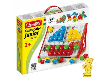 4195 Quercetti FantaColor Junior Basic 1