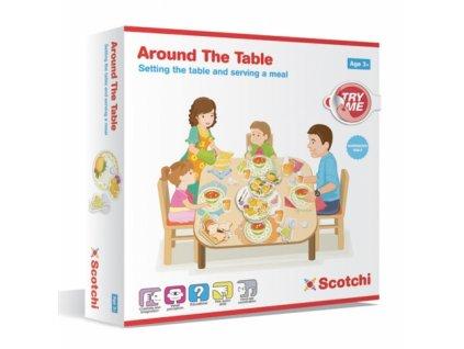 Scotchi | U stolu
