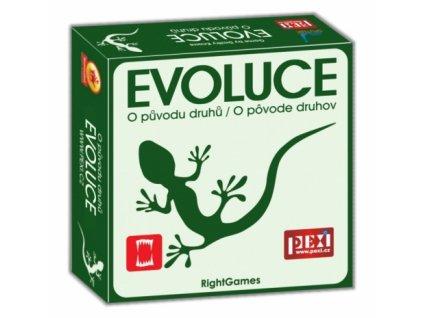 EVOLUCE: O původu druhů