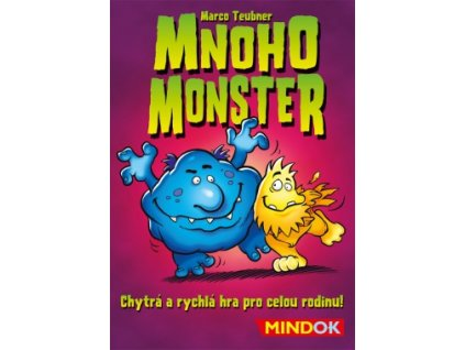 Mindok | Mnoho Monster