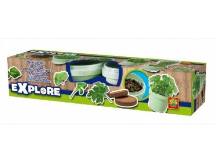SES | Pěstujeme bylinky