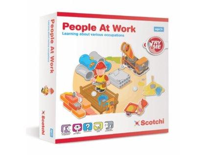 Scotchi | Lidé v práci