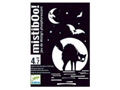 Djeco | Mistiboo! - svítící Černý Petr