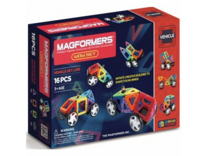 Magformers | Wow Starter