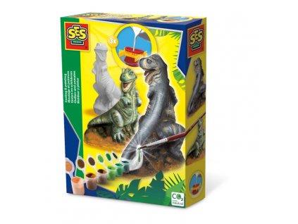 SES | Sádrový komplet T-rex