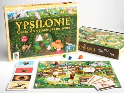 Loris Games | Ypsilonie