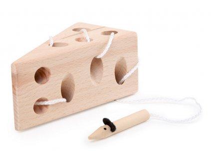 Legler | Provlékání Sýr s myší