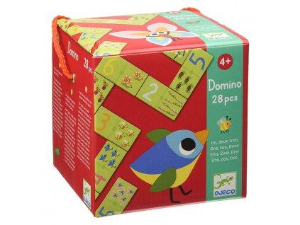 Djeco | Domino Veselé počítání