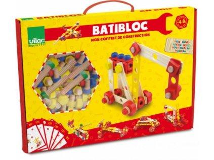 Vilac | Dřevěná stavebnice Batibloc