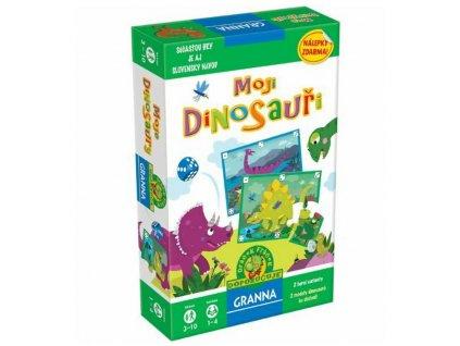 Granna | Moji dinosauři