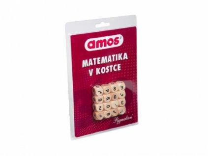 Pygmalino | Amos: Matematika v kostce