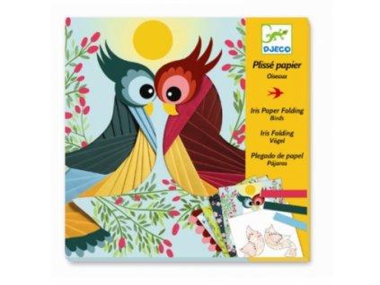 Djeco | Kreativní sada Ptáčci