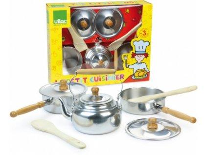 Vilac | Kuchyňské kovové nádobí