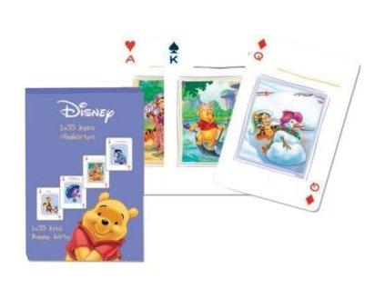 Piatnik | Žolíkové karty Medvídek Pú