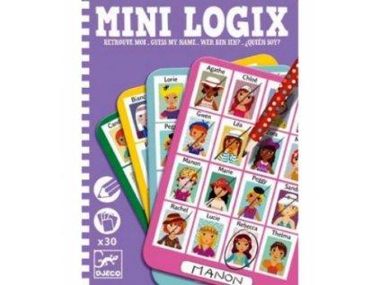 Djeco | Mini logix - Jmenuješ se Julie?