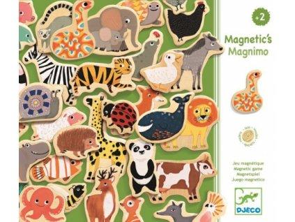Djeco | Magnety Zvířátka ze ZOO (36 ks)