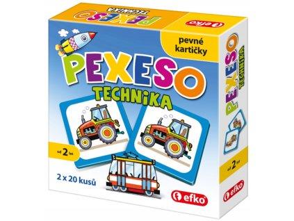 Efko | Pexeso Technika Baby